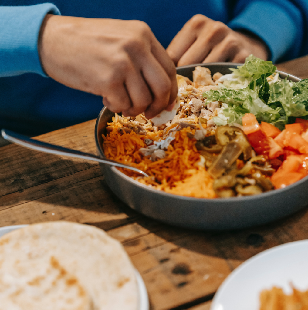 autocuidado masculino: como ter uma boa alimentação