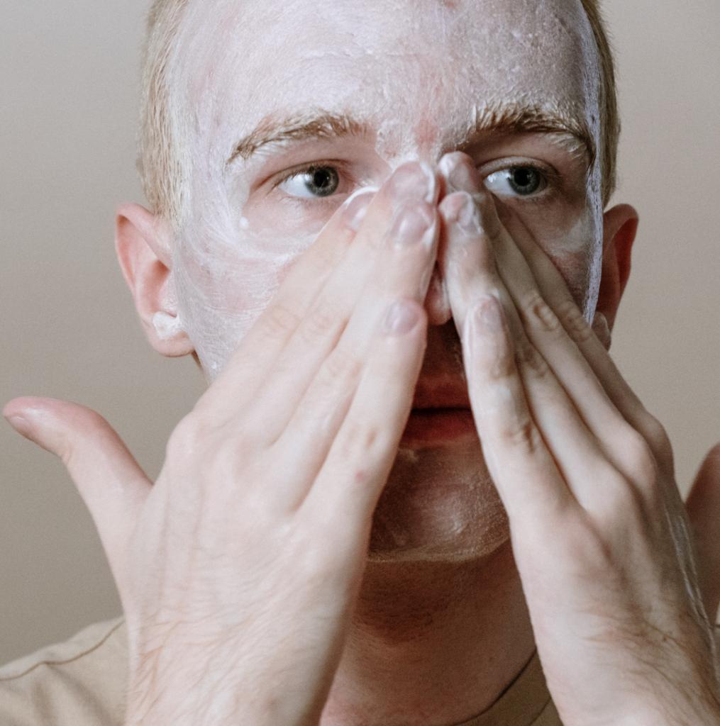 autocuidado masculino: dicas de beleza - skincare masculino